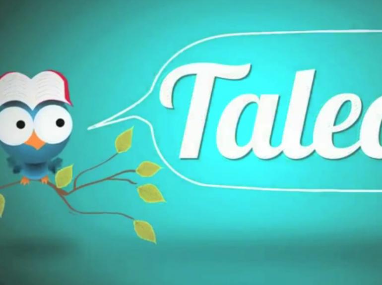 Taleoh Splash Animation